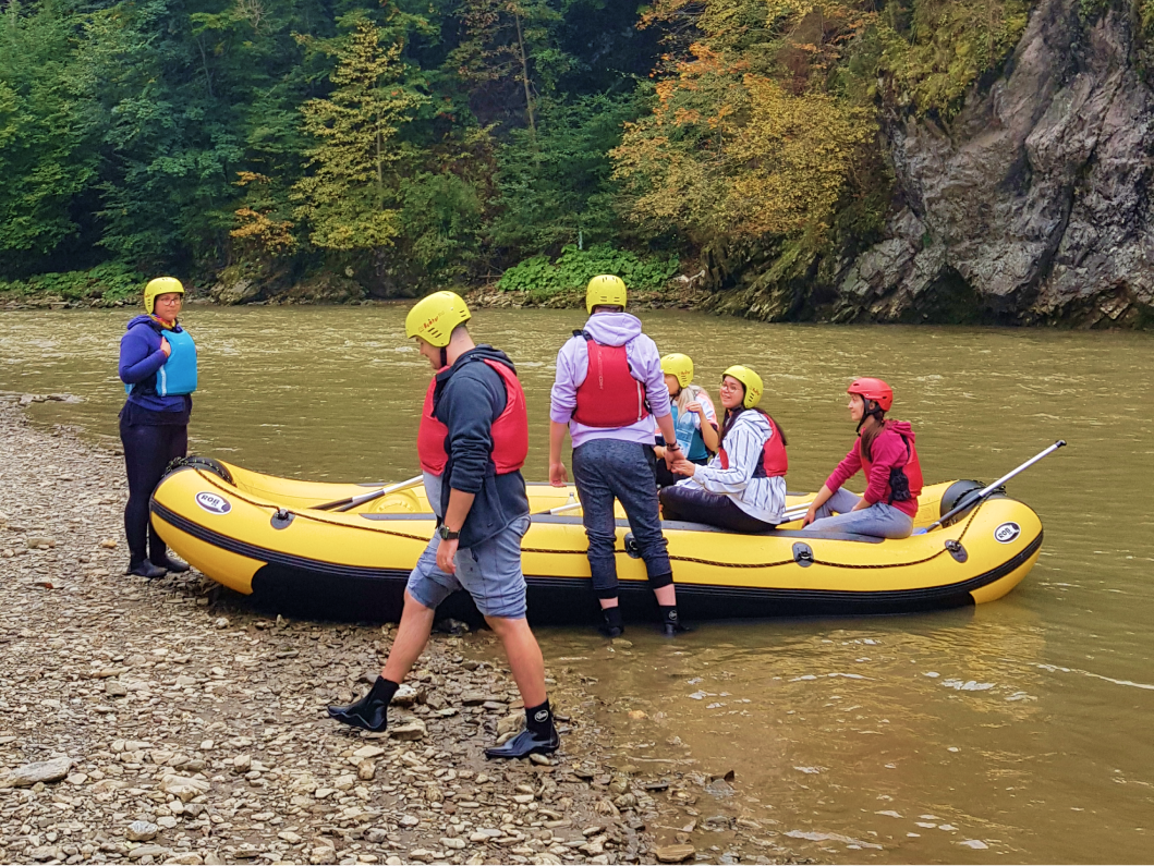 Rafting Bucovina 2