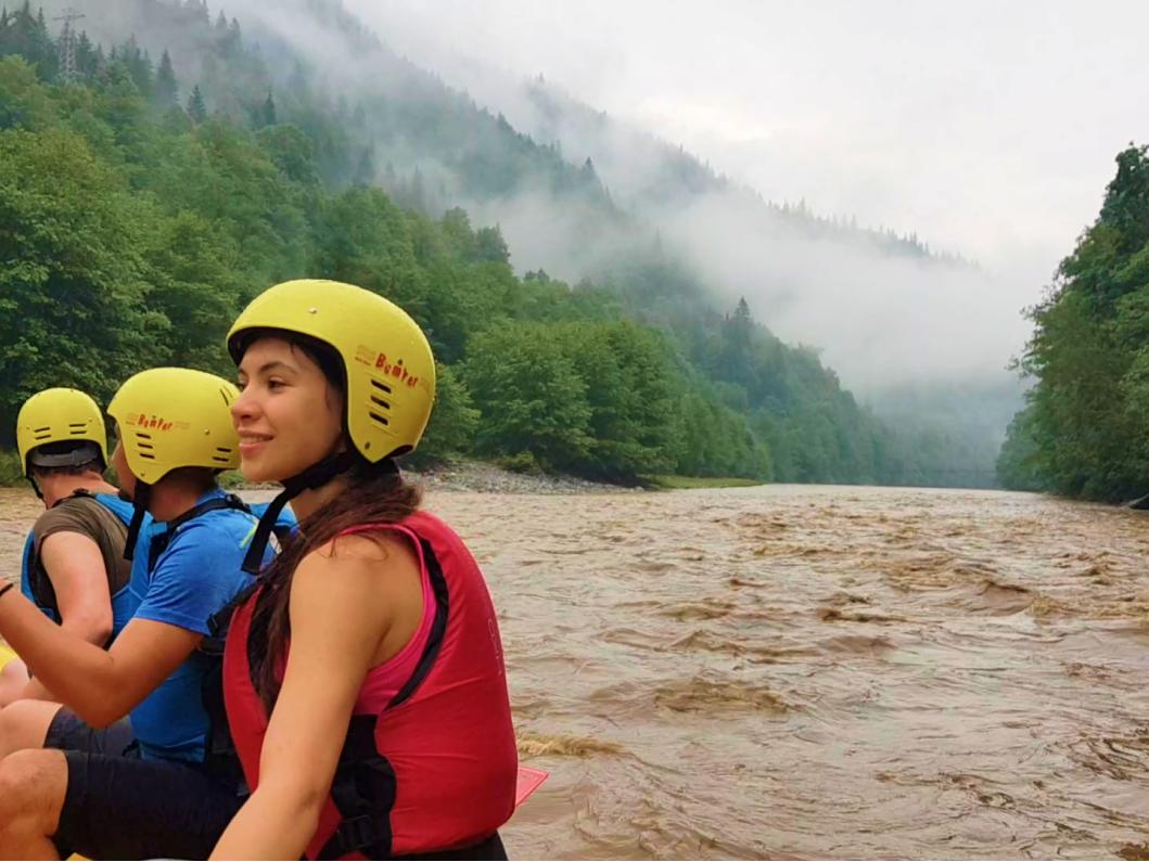 Rafting Bucovina 3