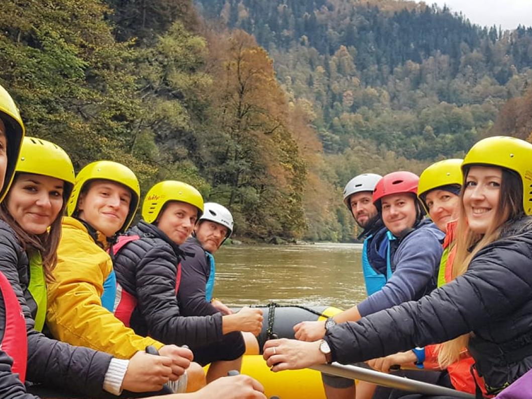Rafting Bucovina 4