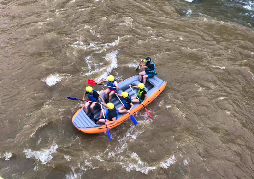 Rafting - bucovina outdoor adventure 6