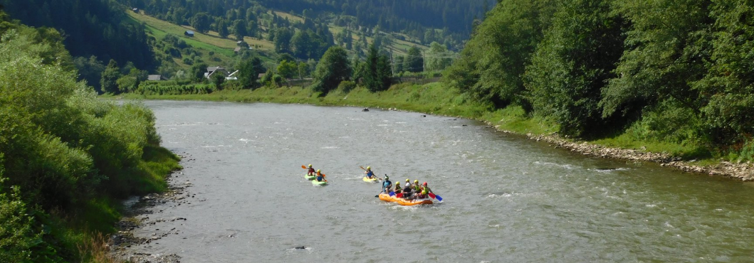 Rafting - bucovina outdoor adventure 7