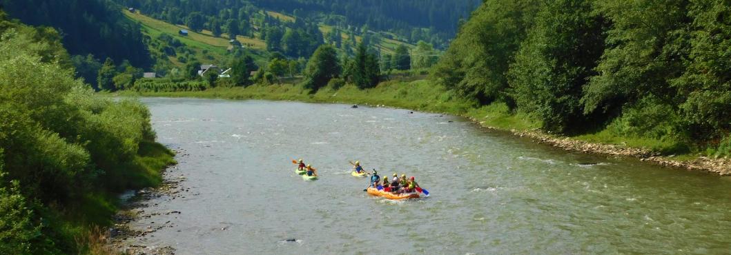 Rafting - bucovina outdoor adventure 11