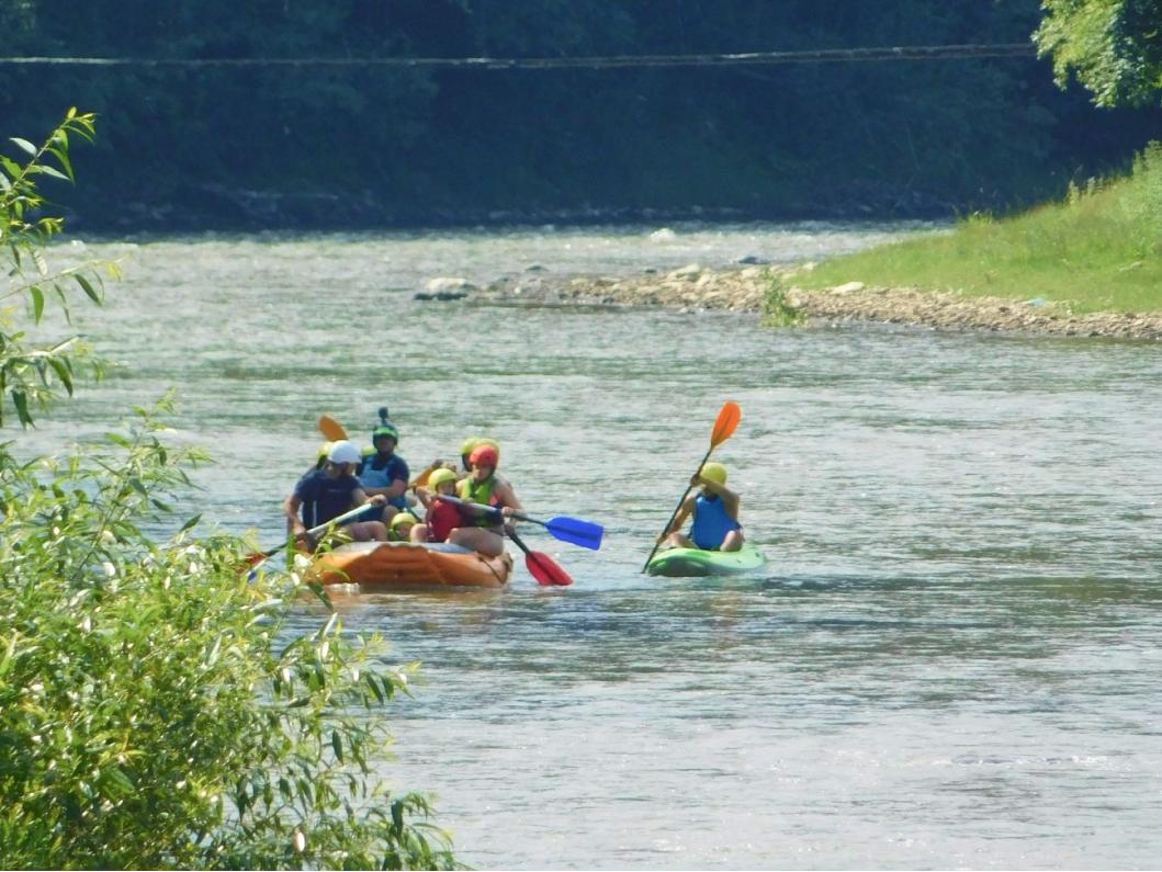 Rafting - bucovina outdoor adventure 8